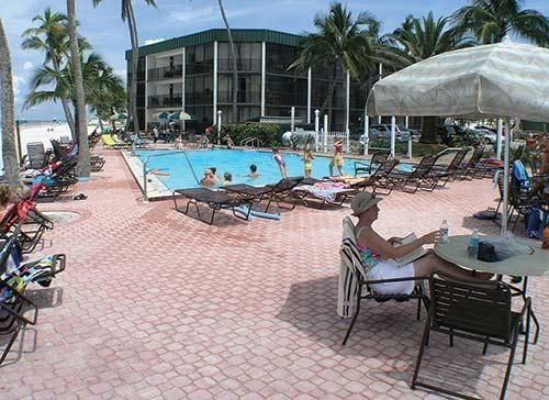 Estero Island Beach Club Fort Myers Fl United States