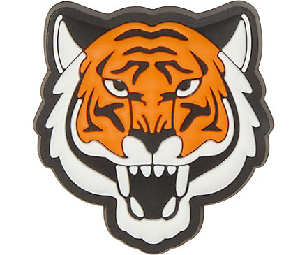 Tiger Mascot   Mascot, Shoe charms, Charmed