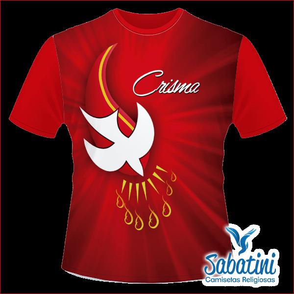 687b901385 Camiseta Crisma - Mod.001