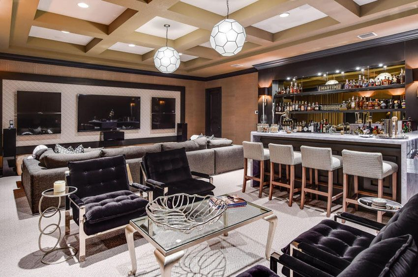 Exceptional This Gallery Features Luxury Custom Home Bars Design Ideas And Pictures. A Custom  Home Bar Can Be The Ultimate Place To Relax After A Hard Day At Work Or ...