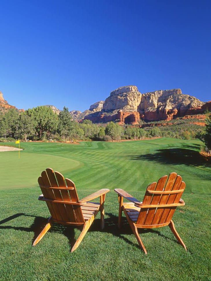Enchantment Resort, Sedona, Arizona - Enchantment is a beautiful honeymoon resort in the heart of red-rock country, located in the majestic Boynton Canyon among Sedona's red rock formations. It is a  place that truly inspire and offers world-class amenities, delicious dining, spa services and beautiful hiking trails, and the Seven Canyons golf course.