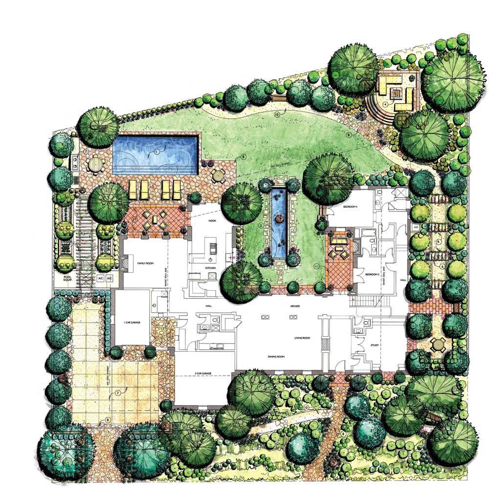 Landscape Architecture Plan 13729 Hd Wallpapers Landscape