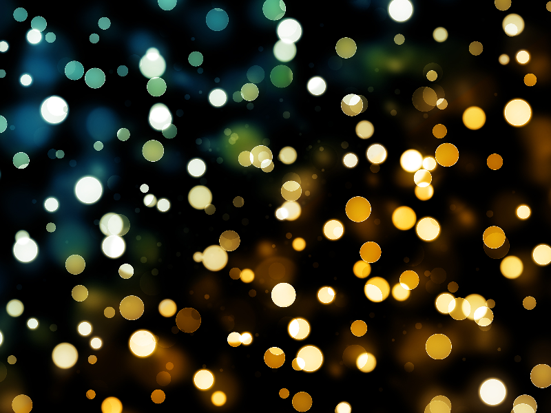 Night Bokeh Lights Texture Background For Photoshop Light