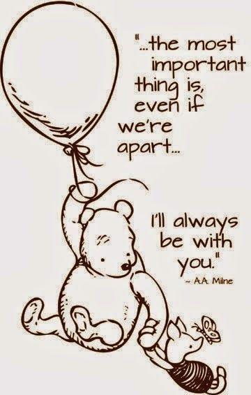 Die 30 Schonsten Zitate Von Winnie The Pooh Kunterbuntich