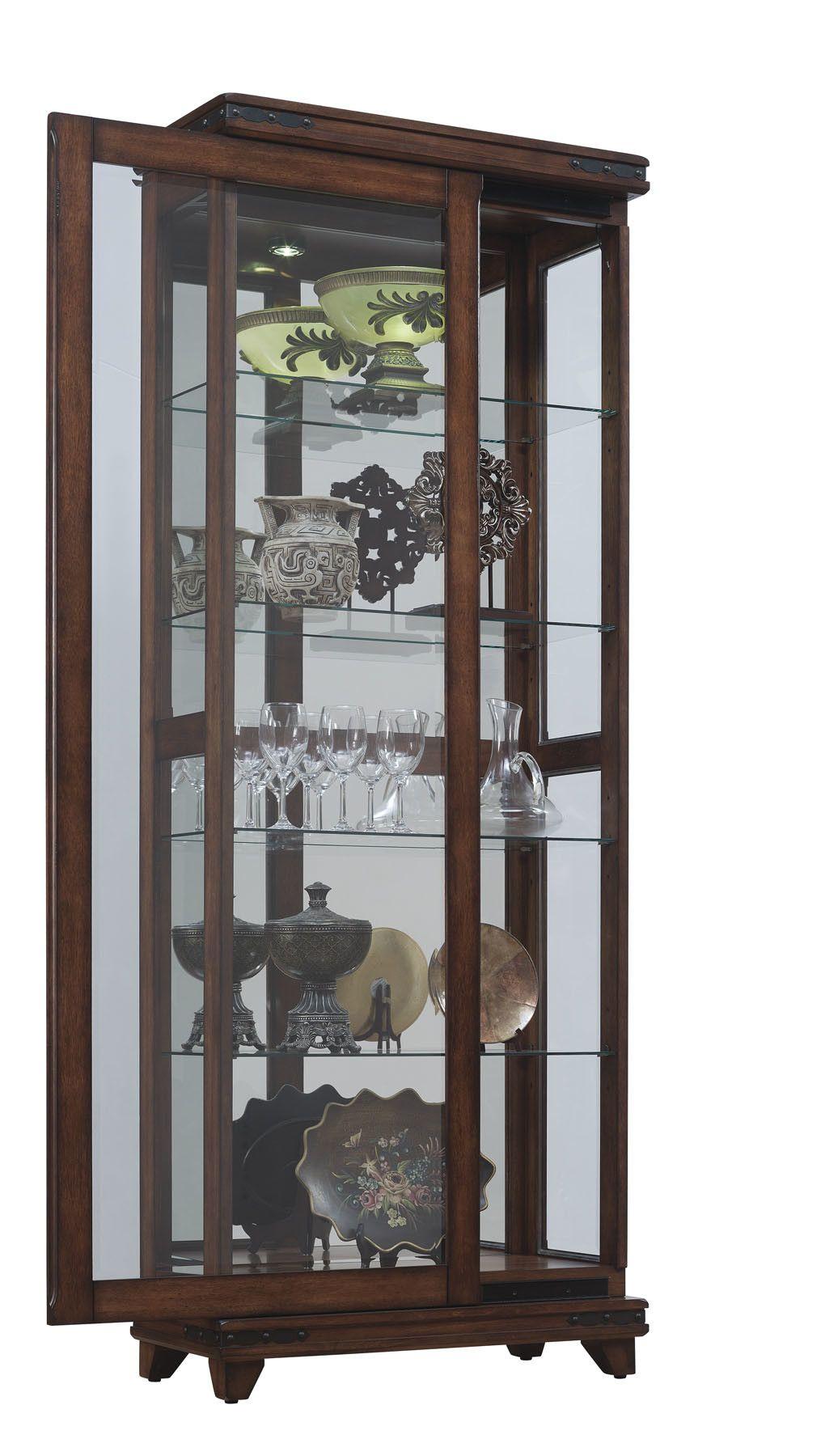 Tresanti Mayfield Curio Cabinet White Kitchen Chairs Curio Cabinet Furniture Design Modern