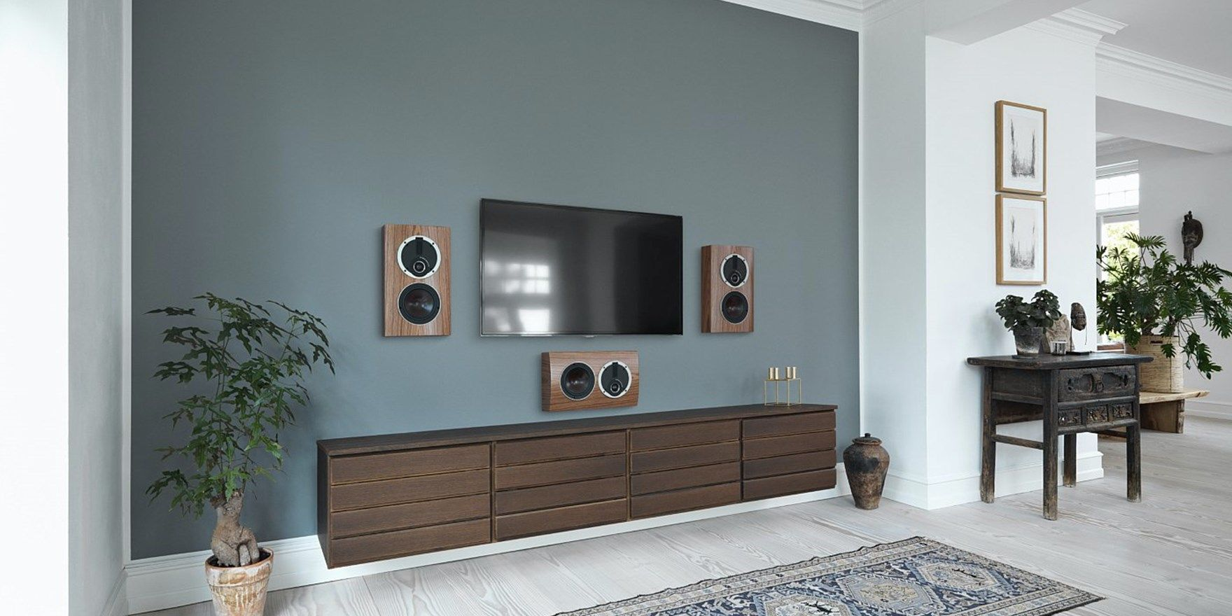 The Compact Rubicon Lcr Delivers A Wide Dynamic Range A Coherent  # Muebles Rubicon