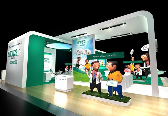 Exhibition Stand Medical : Exhibit design medical by patrick kelly at coroflot