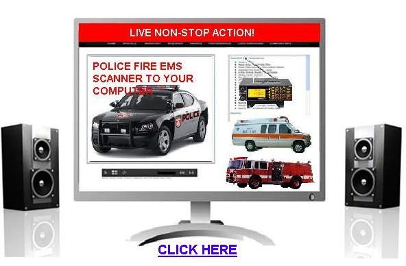 Live Police Fire EMS Scanner on Your iPad iPod Touch