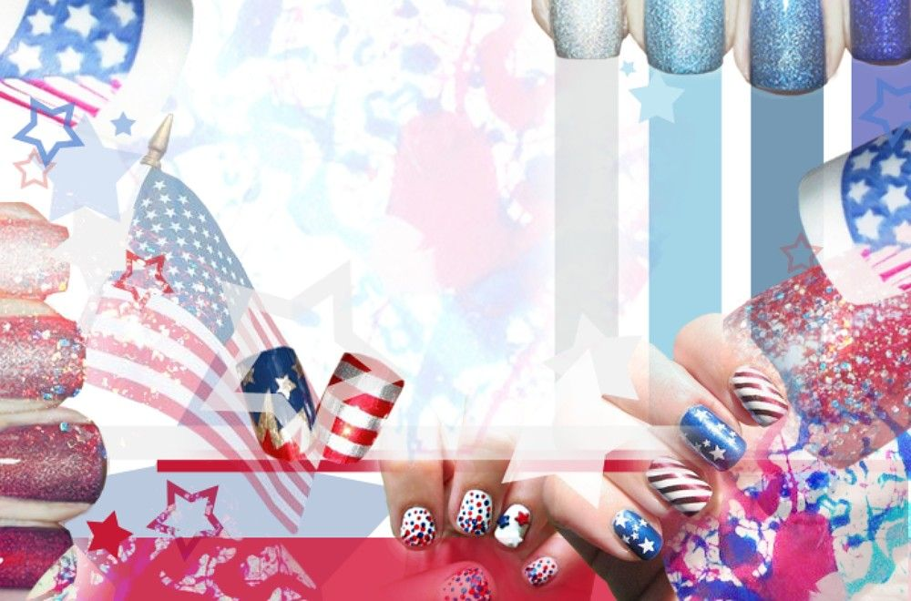With nail art an ever-popular trend, there are even more ways to show your patriotism than before. Wearing an American flag on your chest or tattooed on your arm isn't the only option anymore. Nail art has become the new go-to accessory over the past couple of years. So why not show your patriotism on…
