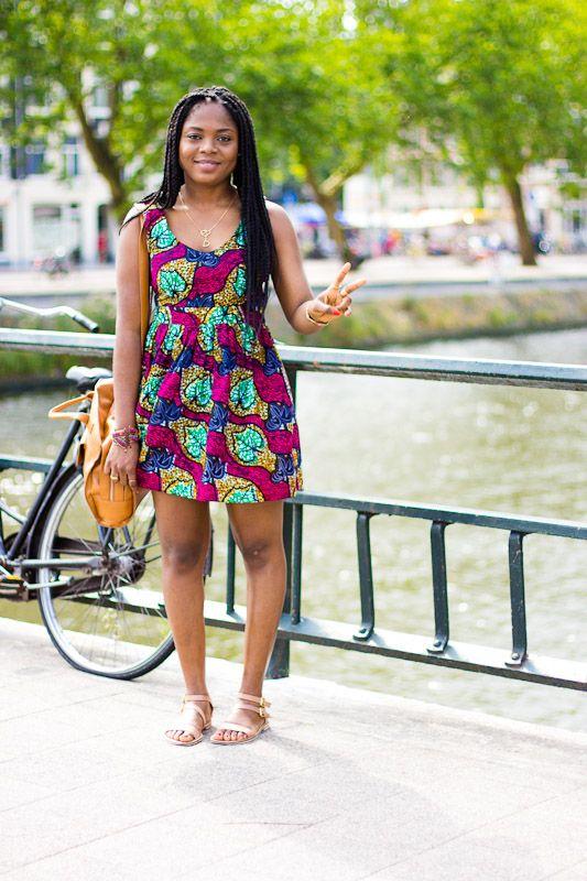 Missblizzers : Mini Vacay Amsterdam. #Africanfashion #AfricanWeddings #Africanprints #Ethnicprints #Africanwomen #africanTradition #AfricanArt #AfricanStyle #Kitenge #AfricanBeads #Gele #Kente #Ankara #Nigerianfashion #Ghanaianfashion #Kenyanfashion #Burundifashion #senegalesefashion #Swahilifashion ~DK