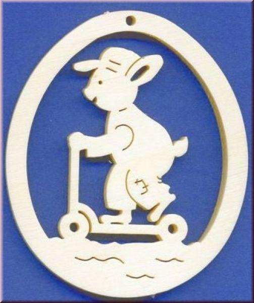 Bändershop - Oeuf, le lapin avec Roller