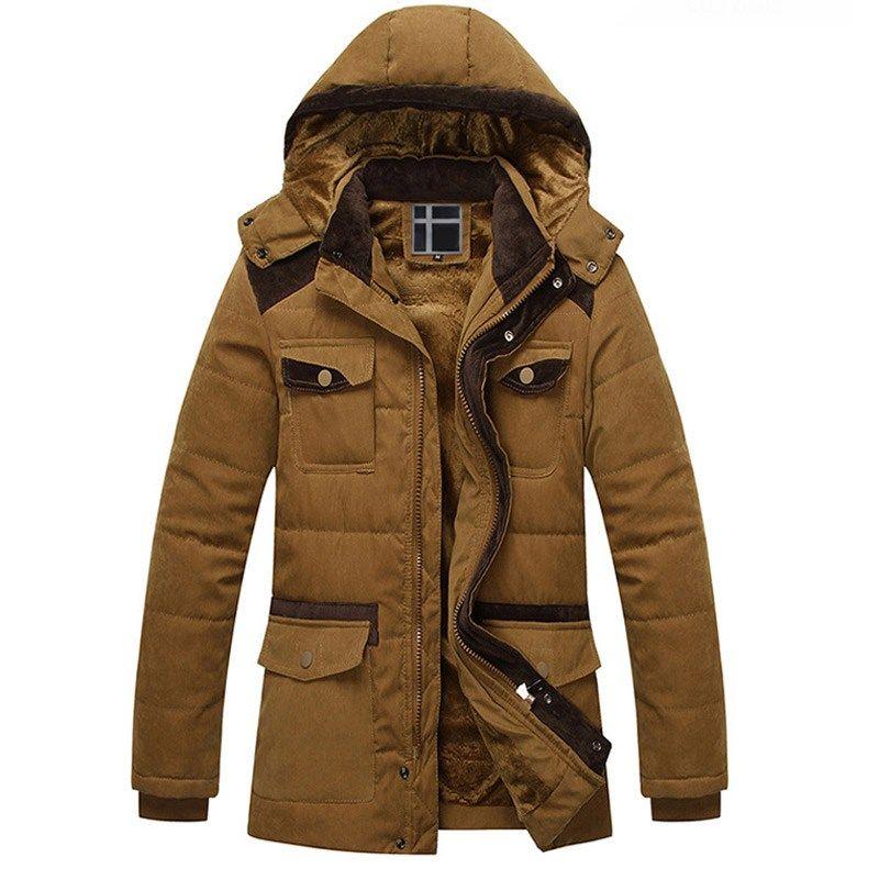 للبيع جواكت رجالي موديل شتاء 2018 2019 ازياء Style Fashion Menfashion Jacket Shopping Winter Jacket Men Casual Hooded Jacket Winter Winter Jacket Men