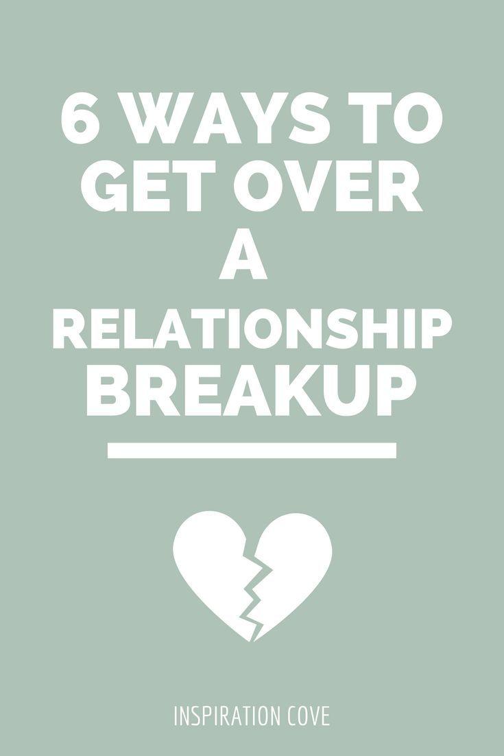 Handling a breakup