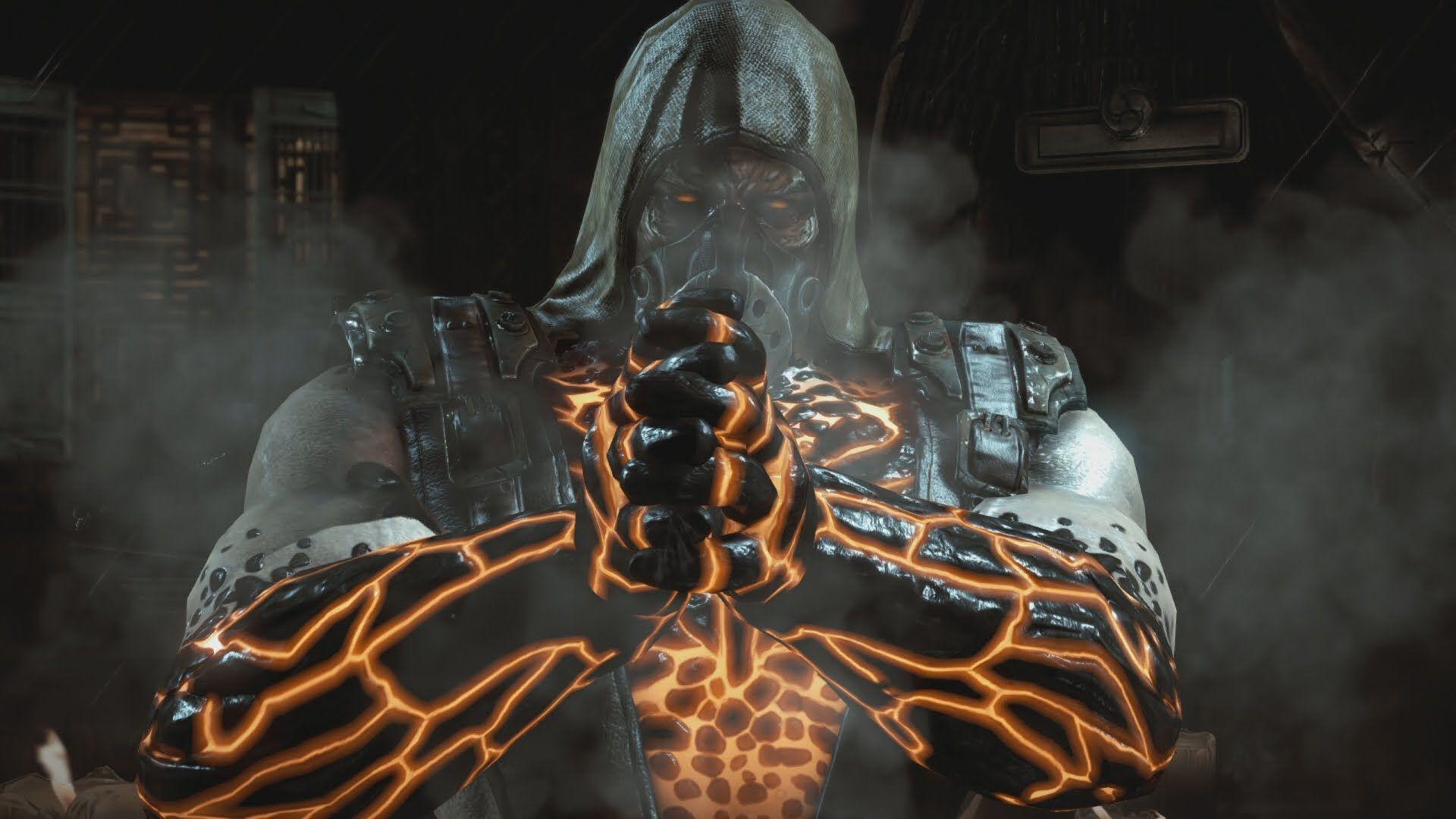Mkx Tremor Fatality Brutality Gameplay Mortal Kombat X Tremor All
