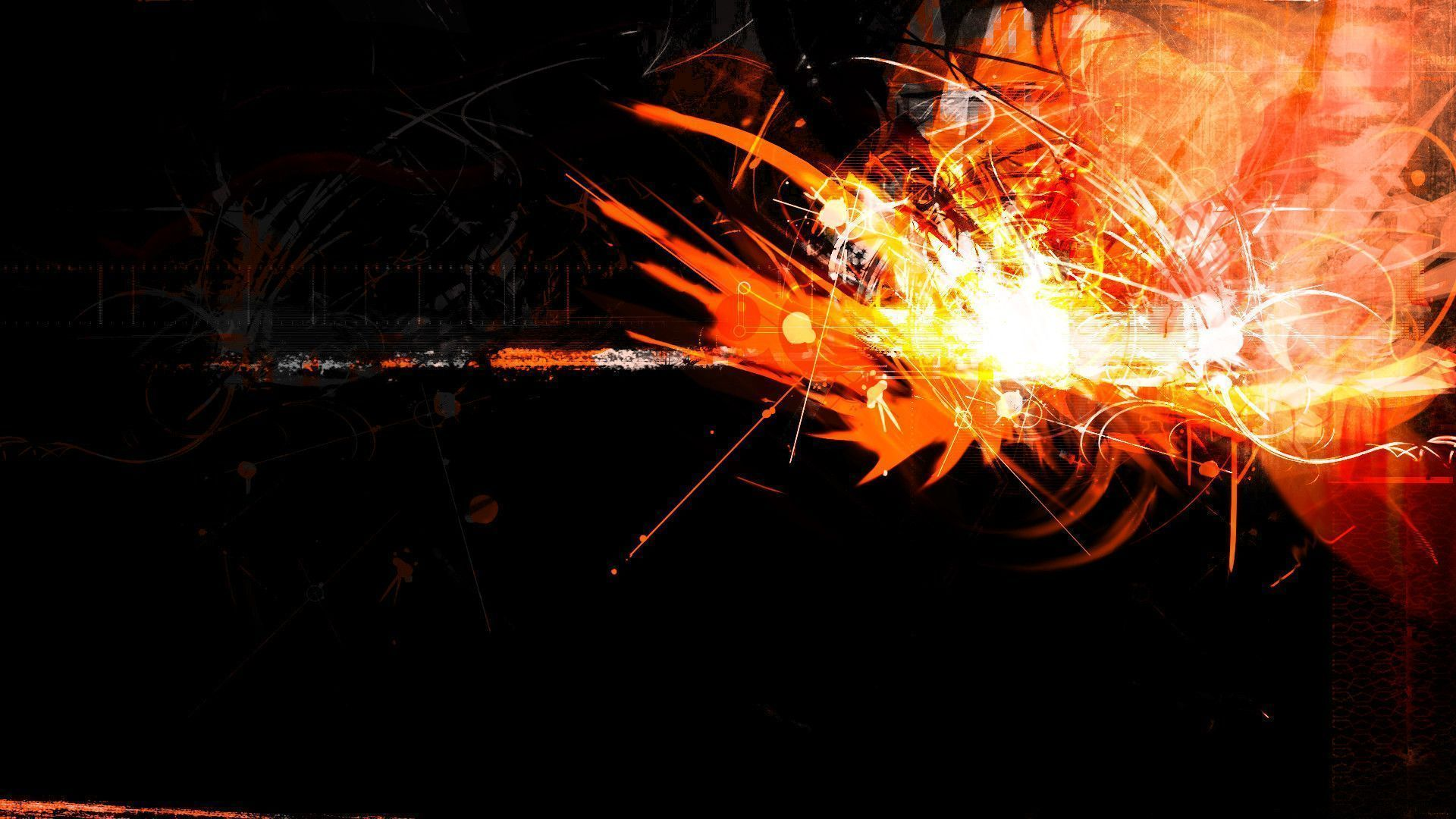 Orange Abstract Wallpaper | Backgrounds | Pinterest | Wallpaper for Cool Orange And Black Abstract Backgrounds  174mzq