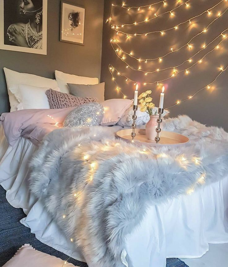 Bedroom Ideas And Colors Bedroom Decor Ideas For Couples Bedroom Ceiling Design Wall Paintings For Bedrooms For Girls: Room Decor, Bedroom Inspo, House Rooms
