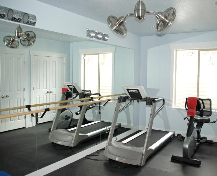 charming finish basement utah #4: basement home gym room images   Sandy Utah Basement finish picture of  exercise room showing equipment