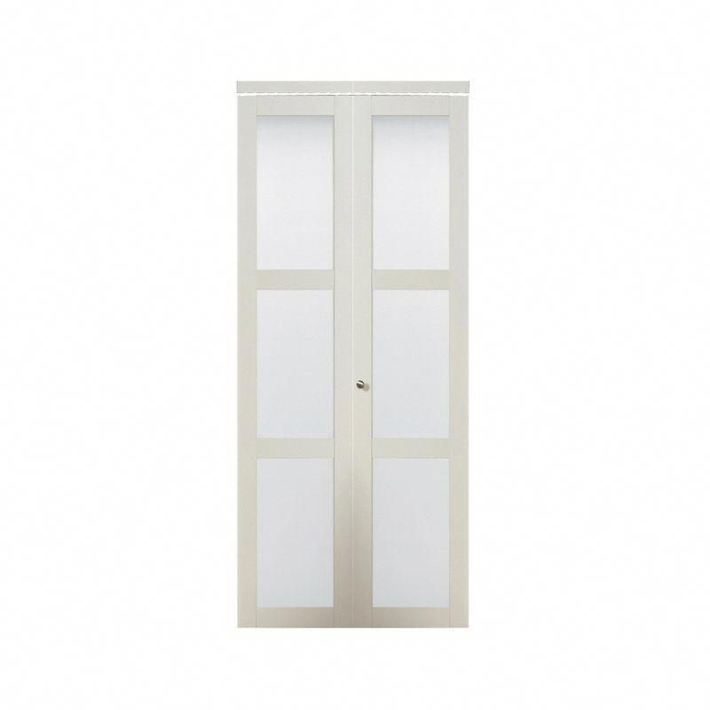 Frosted French Interior Doors Solid Core Door 36 Inch Double 20190206