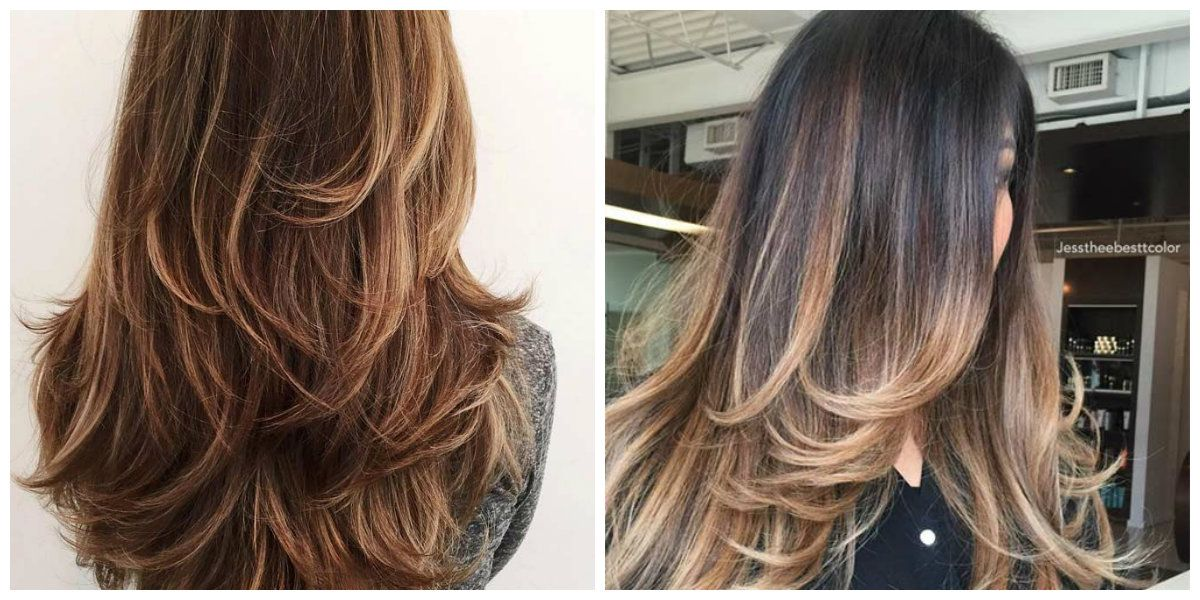 Frisuren Für Lange Haare 2019 Top Trendige Lange Frisuren