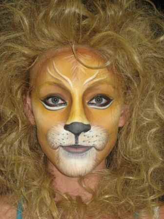 master-makeup-artistry | Blondes, Lions and Face