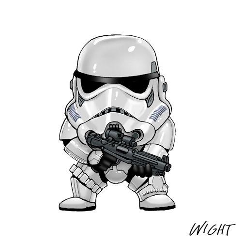 Mini Stormtrooper