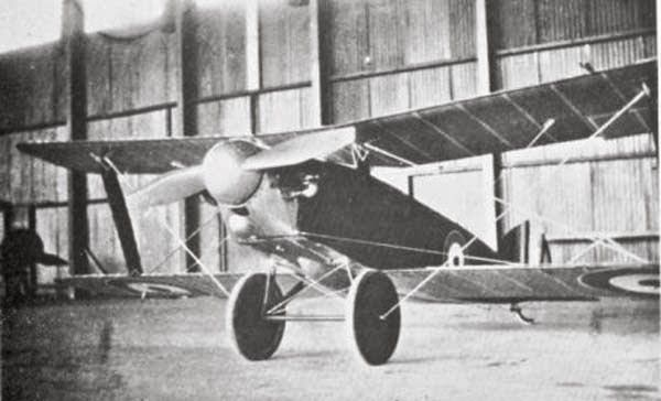 TOUCH cette image: On this day in Aviation 07 Sep 1917 by Francois Vebr