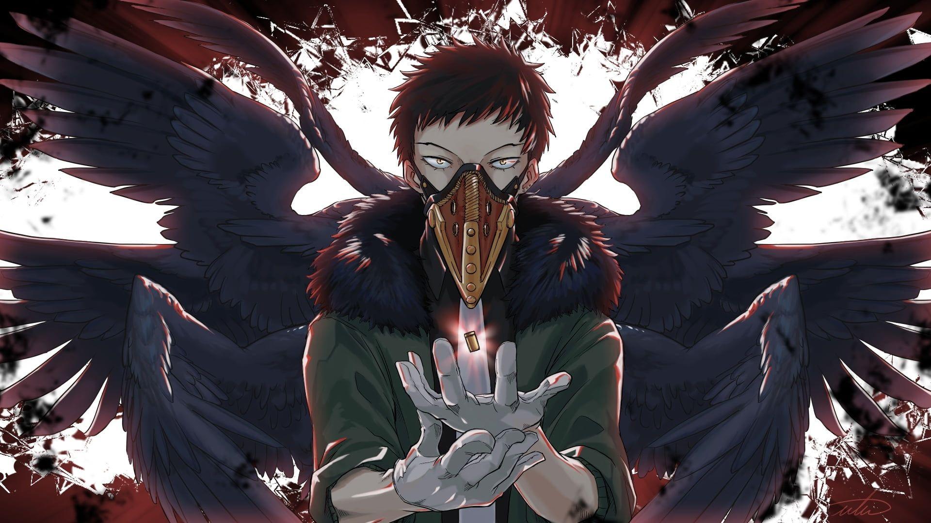 Kai Chisaki Overhaul My Hero Acadamia Boku No Hero Academia 1080p Wallpaper Hdwallpaper Desktop Boku No Hero Academia Anime My Hero