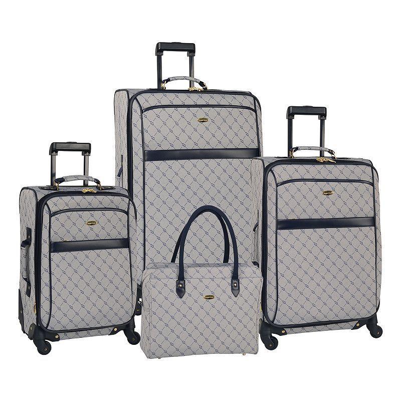 5ba6ca53dd0f Travel Gear Orion 4-Piece Luggage Set | Products | Luggage sets ...