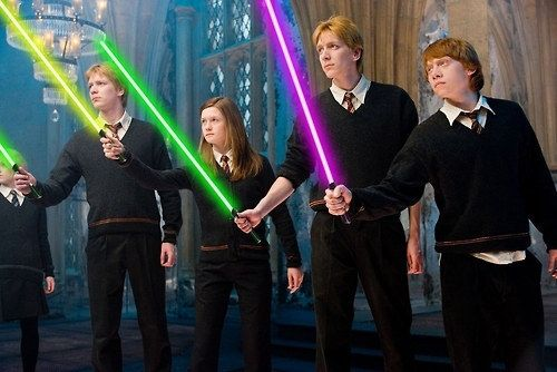 15 Harry Potter Crossovers That Are Seriously Magical Harry Potter Crossover Harry Potter Fan Star Wars 7