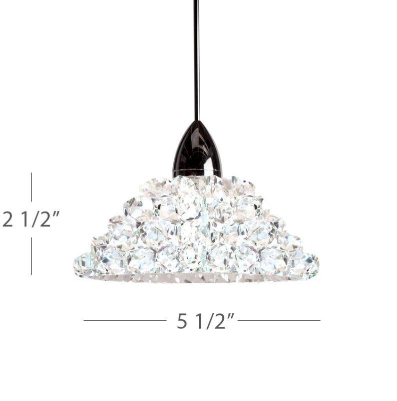 Wac Lighting G543 Mini Pendant Lighting Replacement Glass Shades