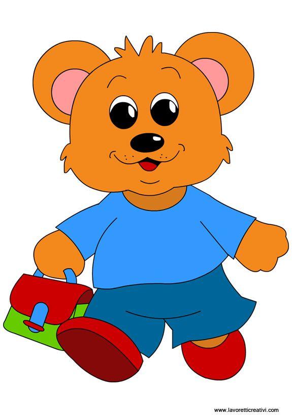 Addobbi accoglienza scuola dell infanzia orsetto for Addobbi scuola infanzia
