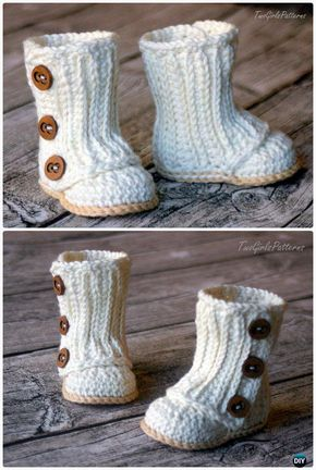 Crochet Ankle High Baby Booties Free Patterns Ankle Highs Baby