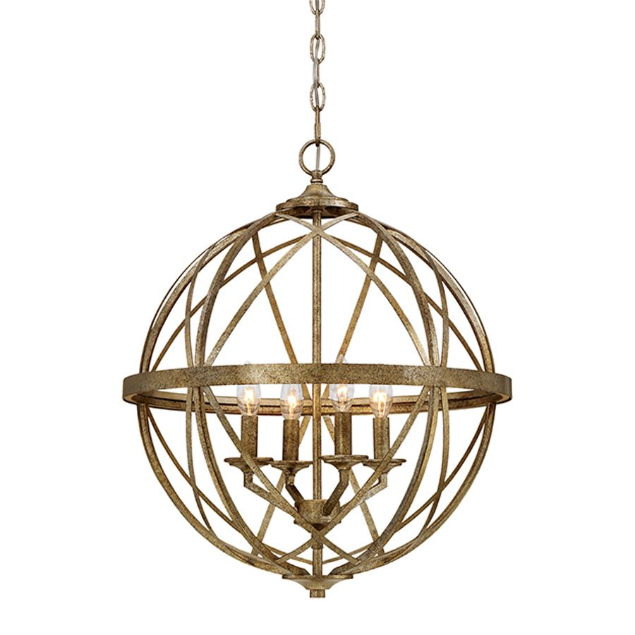 Millennium Lighting Lakewood 20-In Vintage Gold Industrial Single Orb Pendant 2284-Vg  sc 1 st  Pinterest & Millennium Lighting Lakewood 20-In Vintage Gold Industrial Single ... azcodes.com