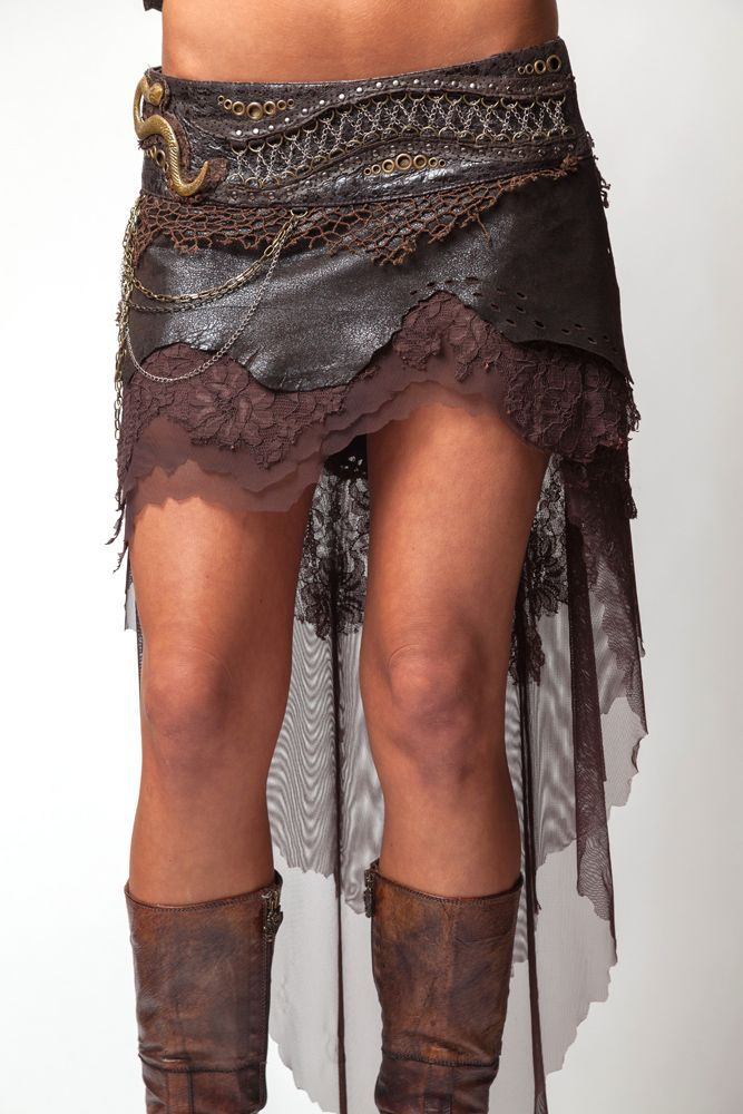 Photo of Long lace skirt – dark brown #dark brown #long #spit …