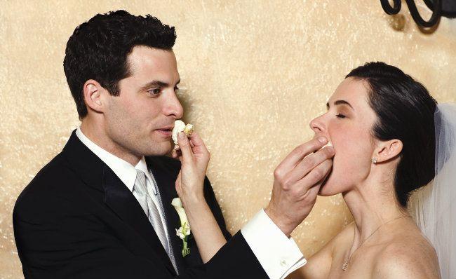 Dieta do namoro x quilos no casamento