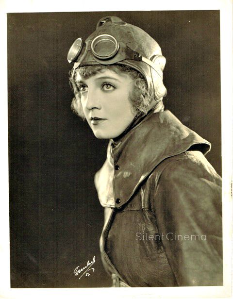 EILEEN SEDGWICK Silent Movie Photograph by Jack Freulich Aviatrix Costume c.1920s  sc 1 st  Pinterest & EILEEN SEDGWICK Silent Movie Photograph by Jack Freulich Aviatrix ...