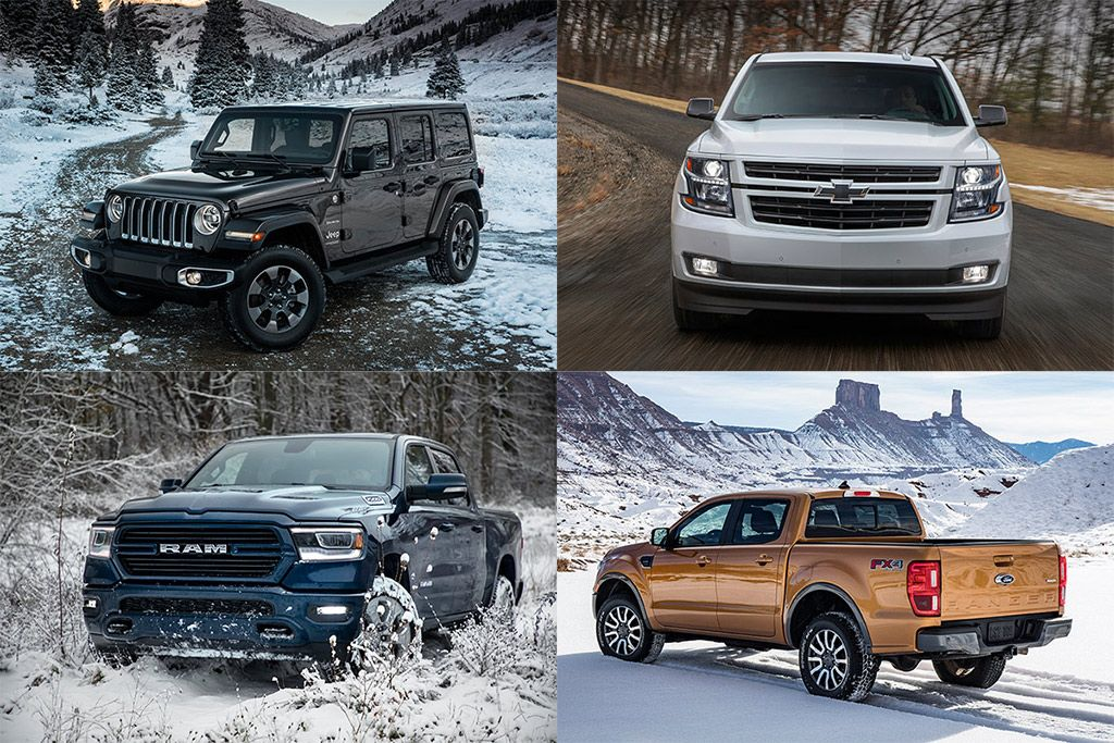 10 Coolest Cars for Winter 2019 Autotrader Cool cars
