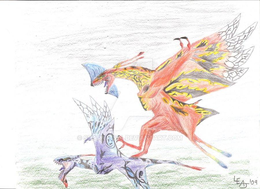 Great leonopteryx toruk by xenothere on deviantart - Leonopteryx wallpaper ...
