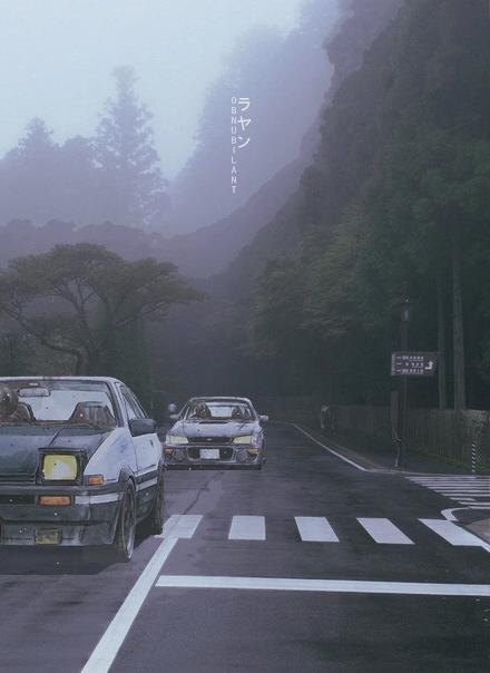 Anime Drift Tumblr Jdm Wallpaper Initial D Initial D Car