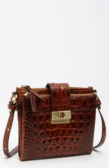 0759b9261 Brahmin 'Melbourne Mojito' Crossbody Bag available at #Nordstrom ...