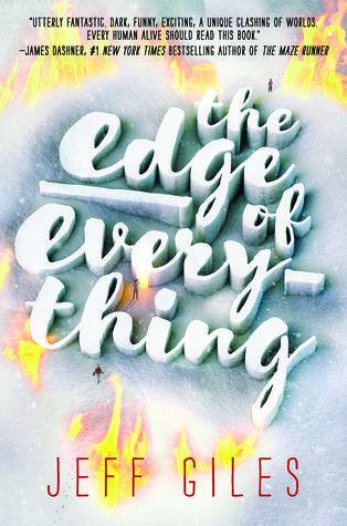 The Edge Of Everything Ya Books Books For Teens Books