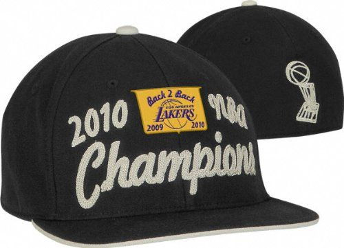 Los Angeles Lakers 2010 NBA Champions Adidas Locker Room Hat Heroes of the  hardwood. Rulers 3ef6b8aa2