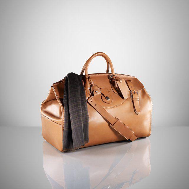 186dcc091f Cooper Bag by Ralph Lauren Purple Label