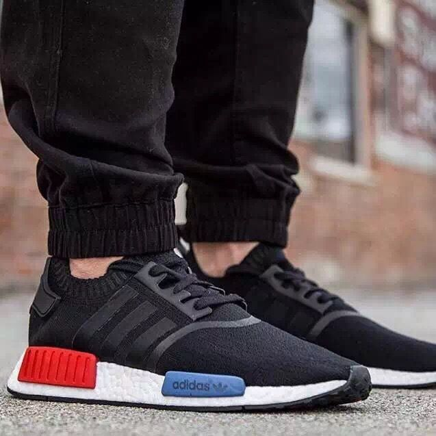 Adidas Originals NMD Sneakers Boost Black [adidasnmd] - $99.99 : Yeezy  Boost 350
