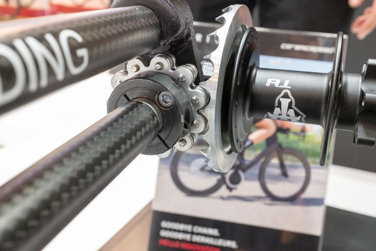 Ceramic Speed Driven Drivetrain With Images Bicycle Gear