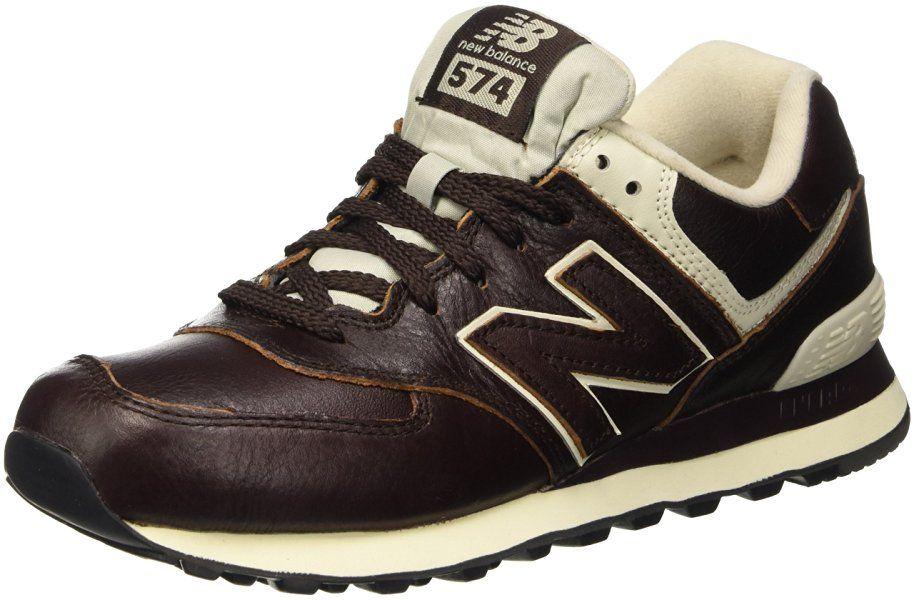 New Balance Ml574lua 574 Herren Laufschuhe Braun Barrel Brown 211barrel Brown 211 42 Eu New Balance Sneakers New Balance 574