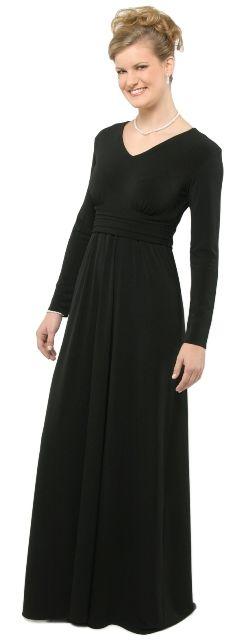 Long Sleeve Knit Cummerbund Dress Stella Apparel In 2019