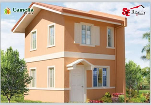 Rina of lessandra series house model sqm floor area min lot with bedrooms tiled toilet and bath living dining kitchen also sne realty brokerage snerealty on pinterest rh