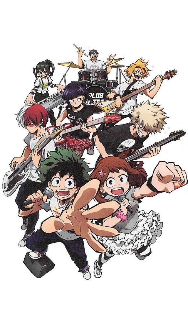 Pin By Anime Shows On Boku No Hero Academia Anime My Hero Hero Wallpaper