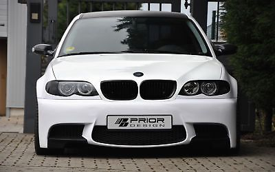 Details About Bmw E46 3 Series Sedan And Coupe Front Bumper